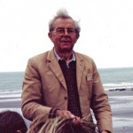 Henry holiday in Wales, c 1982