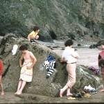 Emma, Duncan, Andrew, Ian, Fiona, Wales, c1982