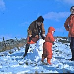 Aylsa, Fiona, Anne, nr Ingleton, c 1979