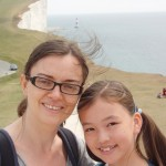 Fiona, Maya. Beachy Head, 2010